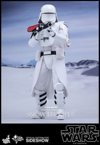 STAR WARS - Episode VII : MMS322 First Order Snowtrooper Officer Actionfigur SIDESHOW 1:6 (L)