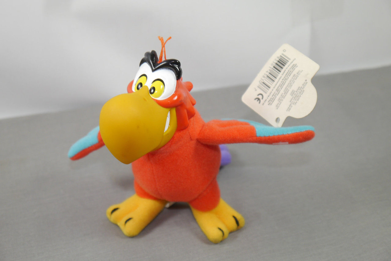 Papagei Aladin