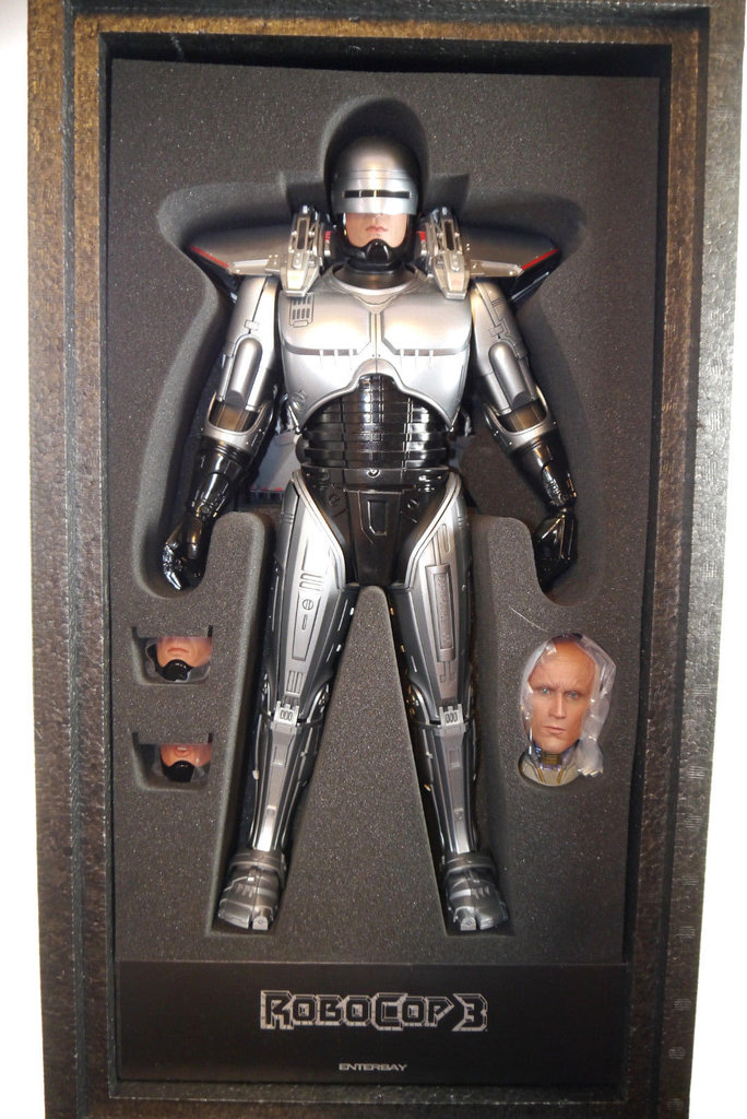ROBOCOP 3 - Actionfigur mit Jet Pack HD MASTERPIECE Enterbay 1:4 (F)