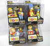 "SIMPSONS - 4er Ser ""MOVIE MAYHEM"" Bart , Lisa , Marge , Homer McFARLANE Neu (L)"