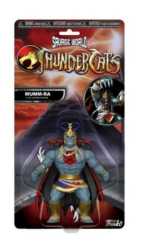 THUNDERCATS Savage World : Mumm-Ra Actionfigur FUNKO ca.10cm Neu (KA8)