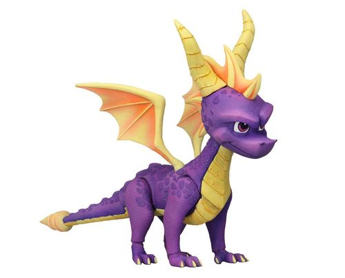 Spyro the Dragon Actionfigur Spyro 20 cm  NECA   Neu (KA11)*